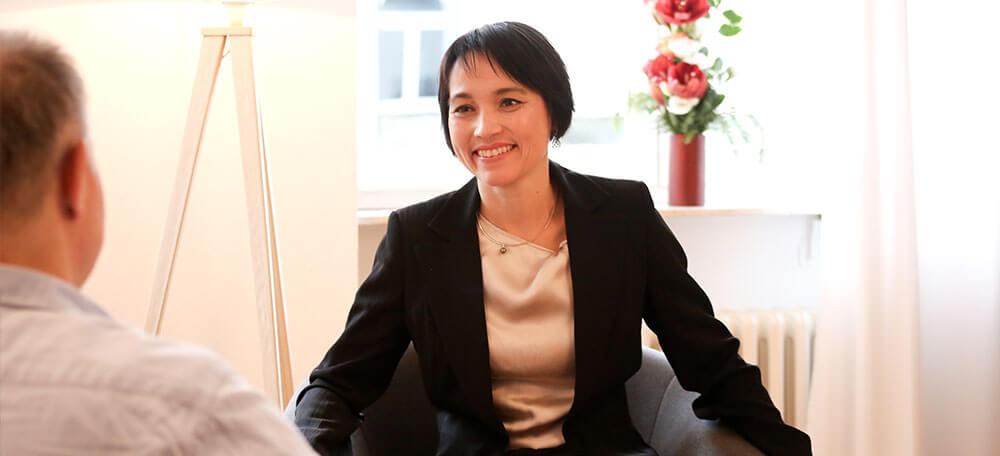 Coaching mit Prisca Engeler
