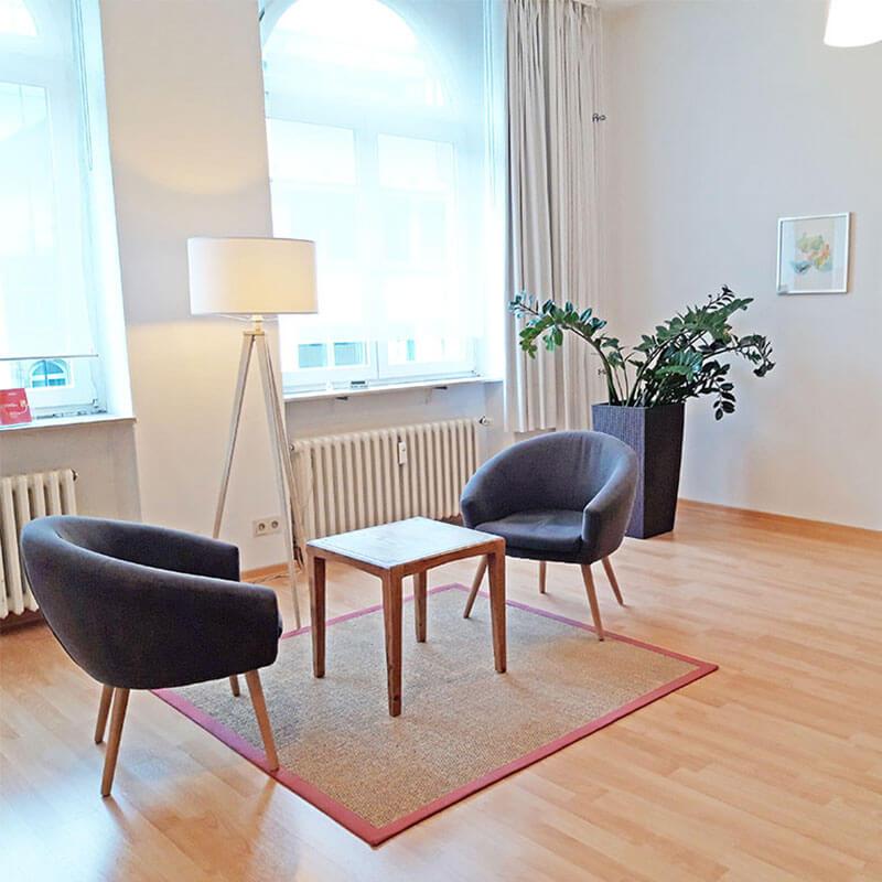 Praxisräume in Frankfurt